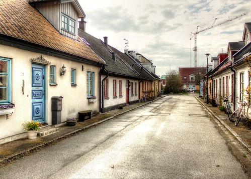 Korngatan in Kirseberg