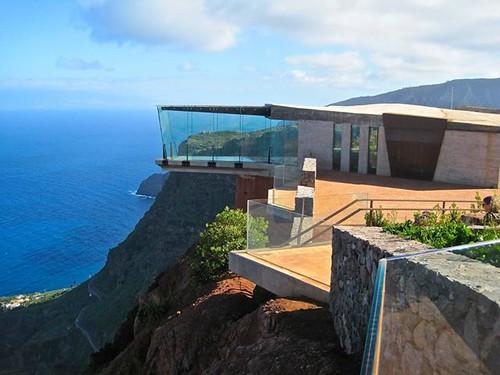 Mirador de Abrante, Arquitectura Eco Sostenible