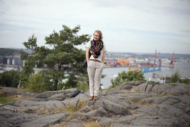 Gothenburg- summer break