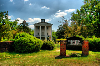 Cokesbury College