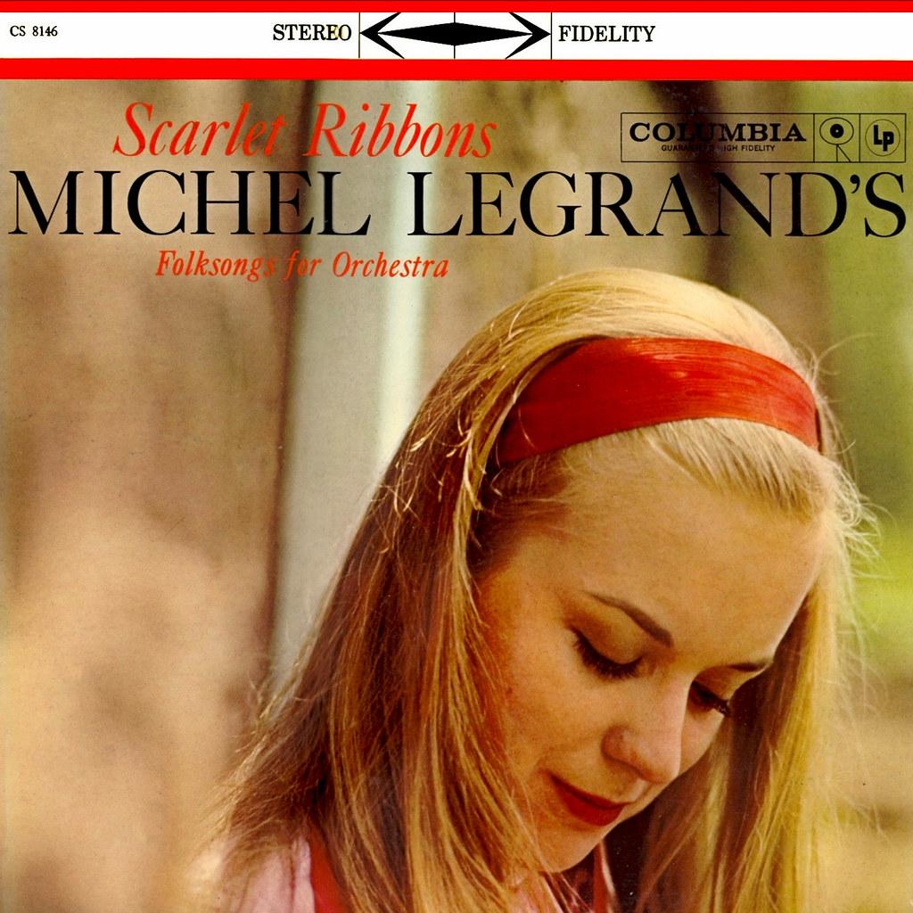 Michel Legrand - Scarlett Ribbons