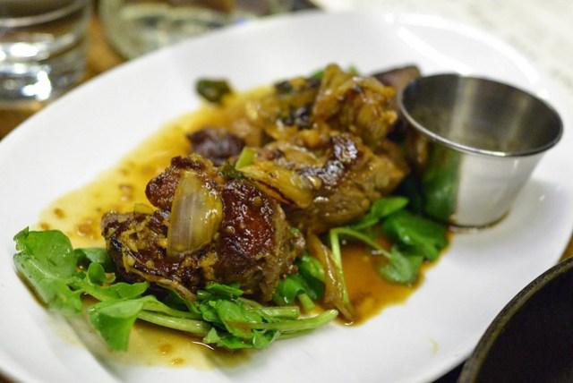 Shaking Beef (Phan)
