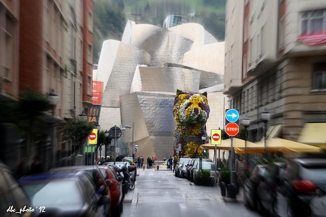 Guggenheim y Pupi