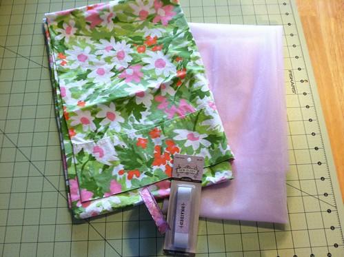 pillowcase skirt 1
