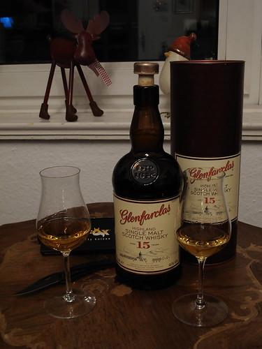 Glenfarclas (Highland Single Malt Scotch Whisky, 15 Jahre)