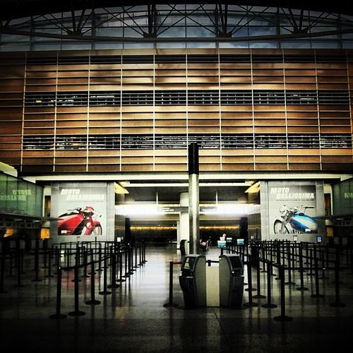 San Francisco International Airport by @MySoDotCom