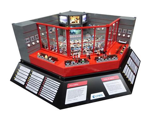 Jupiter Control Room