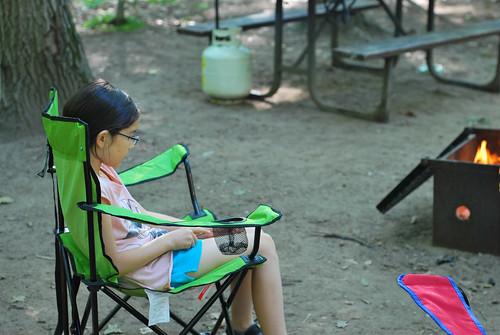 awenda provincial park camping