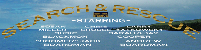 Search & Rescue Baanner