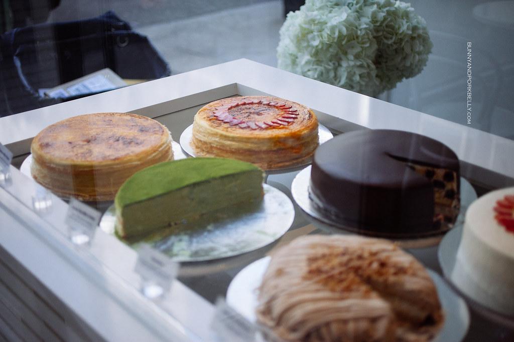 Lady M Cake Boutique New York Ny Bunnyandporkbelly