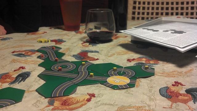 Seismic game