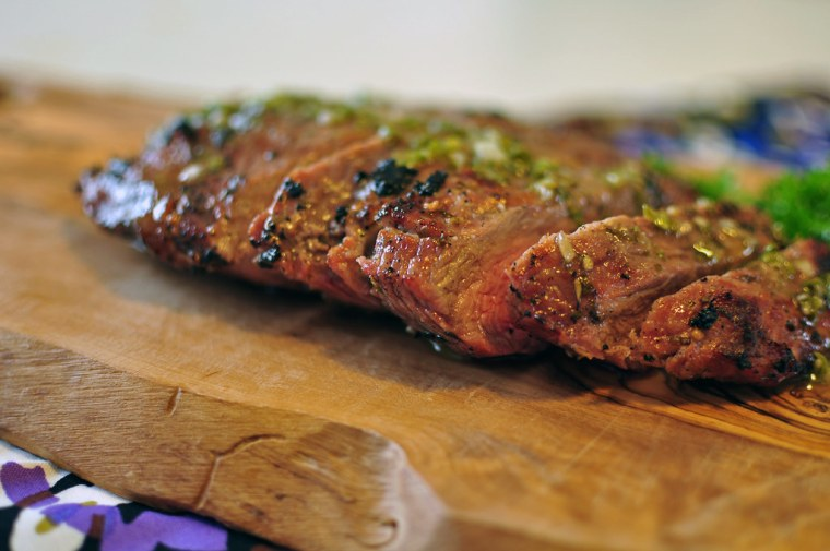 Steak Chimichurri 1