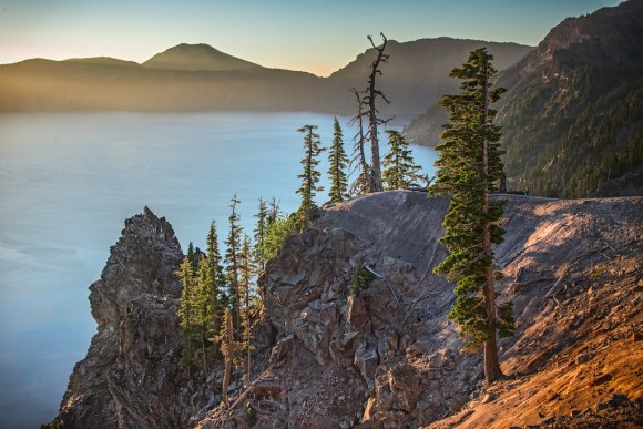 High - Crater Lake - 2013