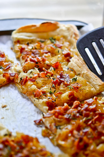 Honey-Caramelized Onion Tart 3