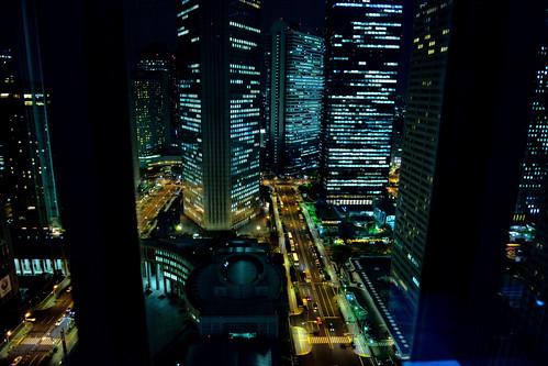 Nishi-Shinjuku by hidesax