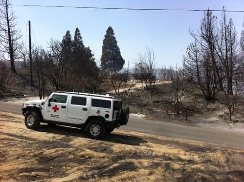 California Wildfires June 2013