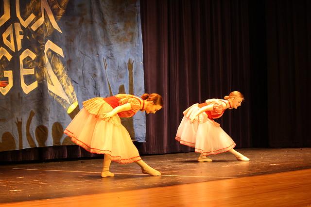 ballet siblings