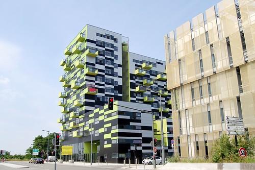 Lille, gebouwd
