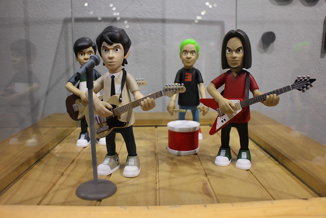 Eraserheads toys