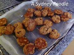 Anzac Biscuits by A Sydney Foodie2