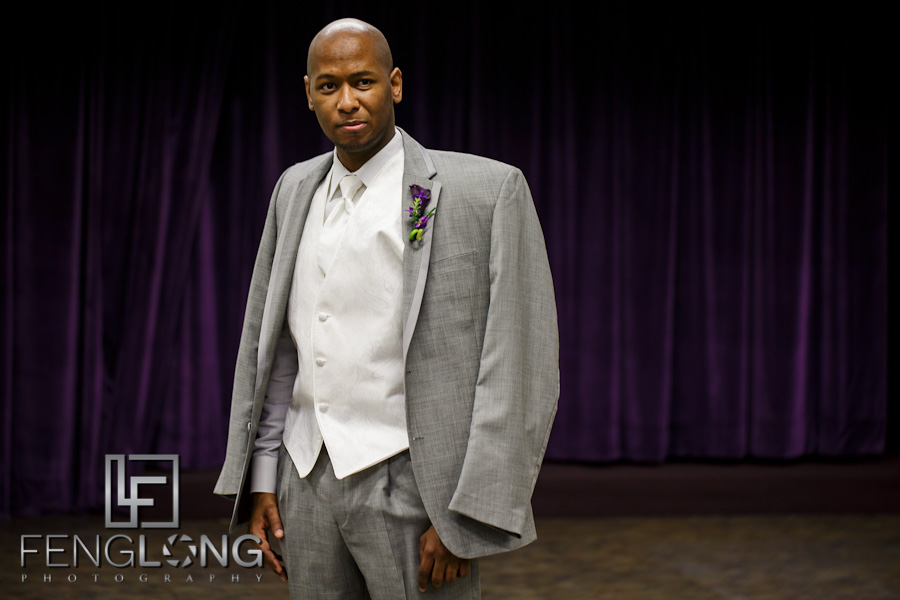 Taqueesa & Adrian's Wedding | Word of Faith Cathedral | Atlanta Austell Wedding Photographer