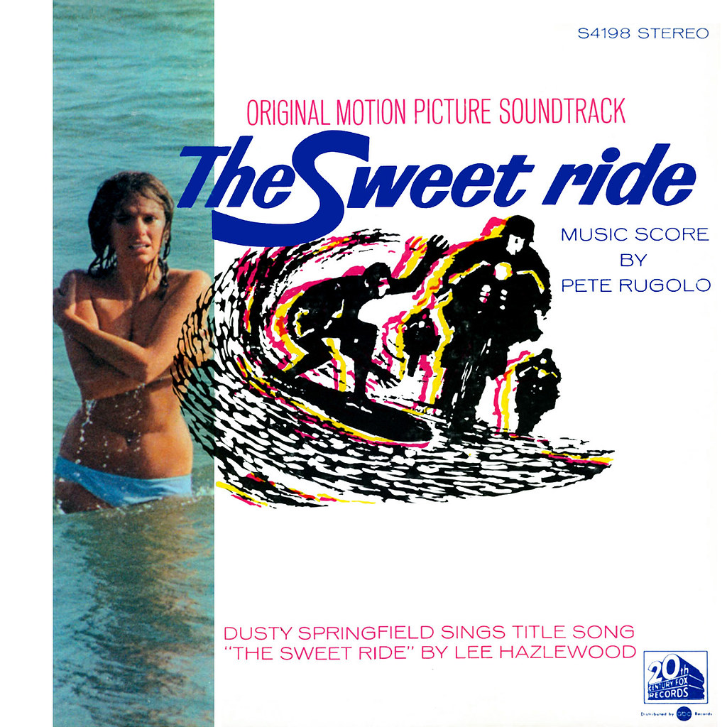Pete Rugolo - The Sweet Ride