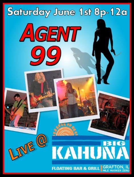 Agent 99 6-1-13