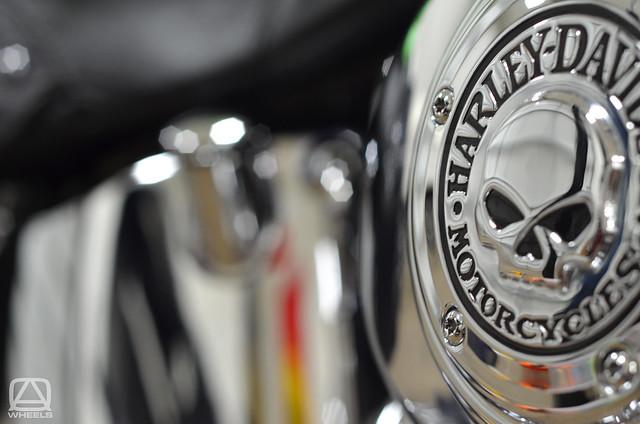 Harley Davidson Detail
