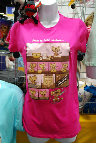 How to Bake Cookies shirt
