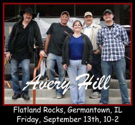 Avery Hill 9-13-13