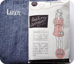Darling Ranges in linen