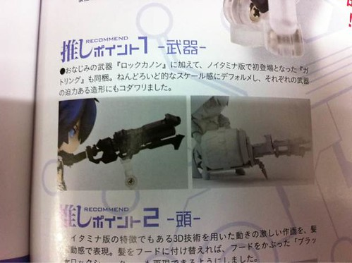 Black Rock Cannon and ... machine gun?