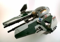 [MOC] Anakin's Jedi Interceptor with Hyperspace Ring ...