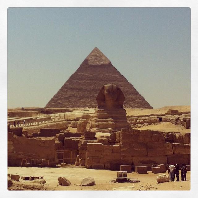 Glutton in Egypt