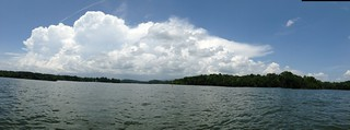 Looming Storm over Lake Robinson