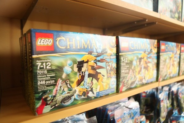 World of Chima at LEGOLAND Florida