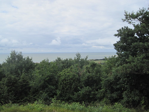 The view - Burial Mound