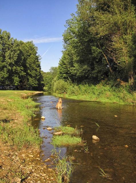 Gaelen at Otter Creek