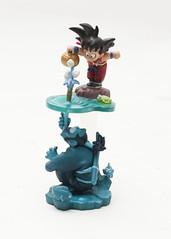 Murasaki vs San Goku - Capsule Neo Makafushigi series (megahouse)