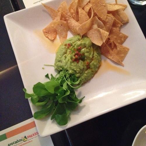 Mmmm... Guacamole