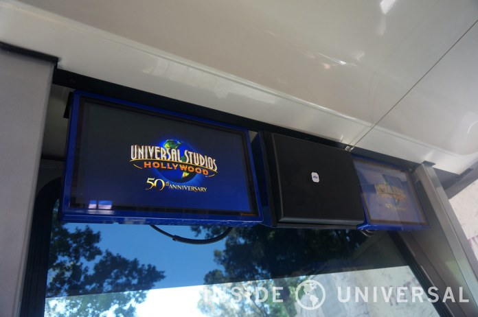 Inside Universal's New 50th Tram
