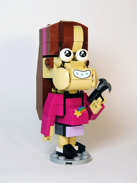 Lego Gravity Falls  a gallery on Flickr