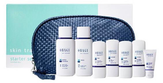Obagi Nu-Derm Skin Care Starter Set (Gentle Cleanser - Normal to Dry)