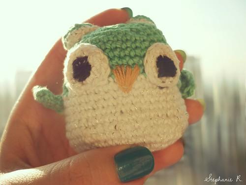 Juju the owl