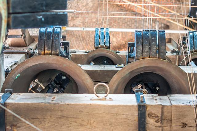 Bells of the Bruges belfry