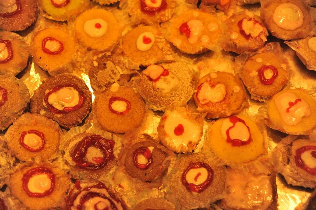 Chappan Bhogs - Sardar Patel Vidyalaya FOOD FESTIVAL