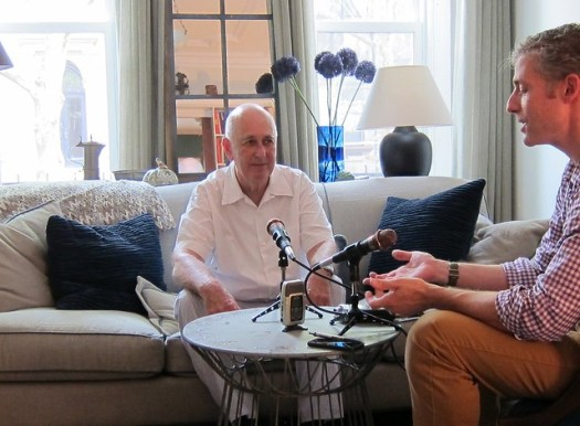 Phillip Lopate on The Virtual Memories Show (1/2)