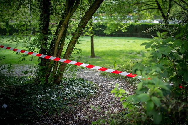 Warning - Dangerous Zone