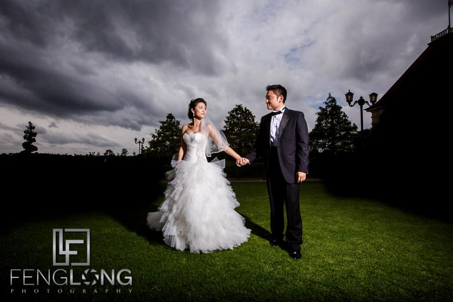 Atlanta Chinese Wedding at Chateau Elan