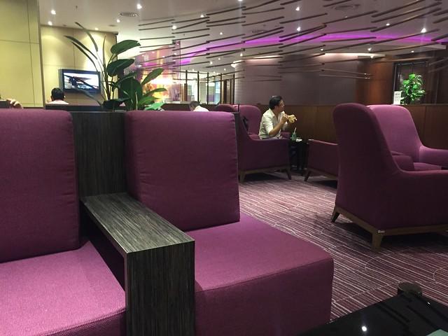 Lounge Thai à Singapour